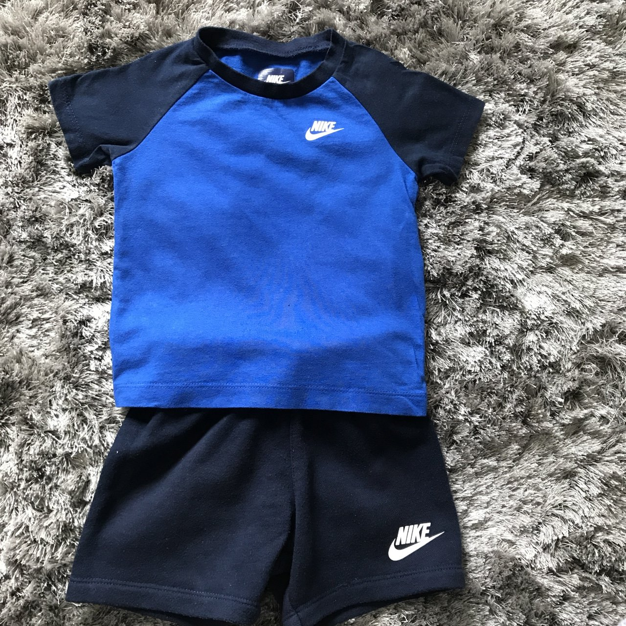 f2cef7095bf Nike boys 12-18 months Bought from JD Immaculate condition - Depop