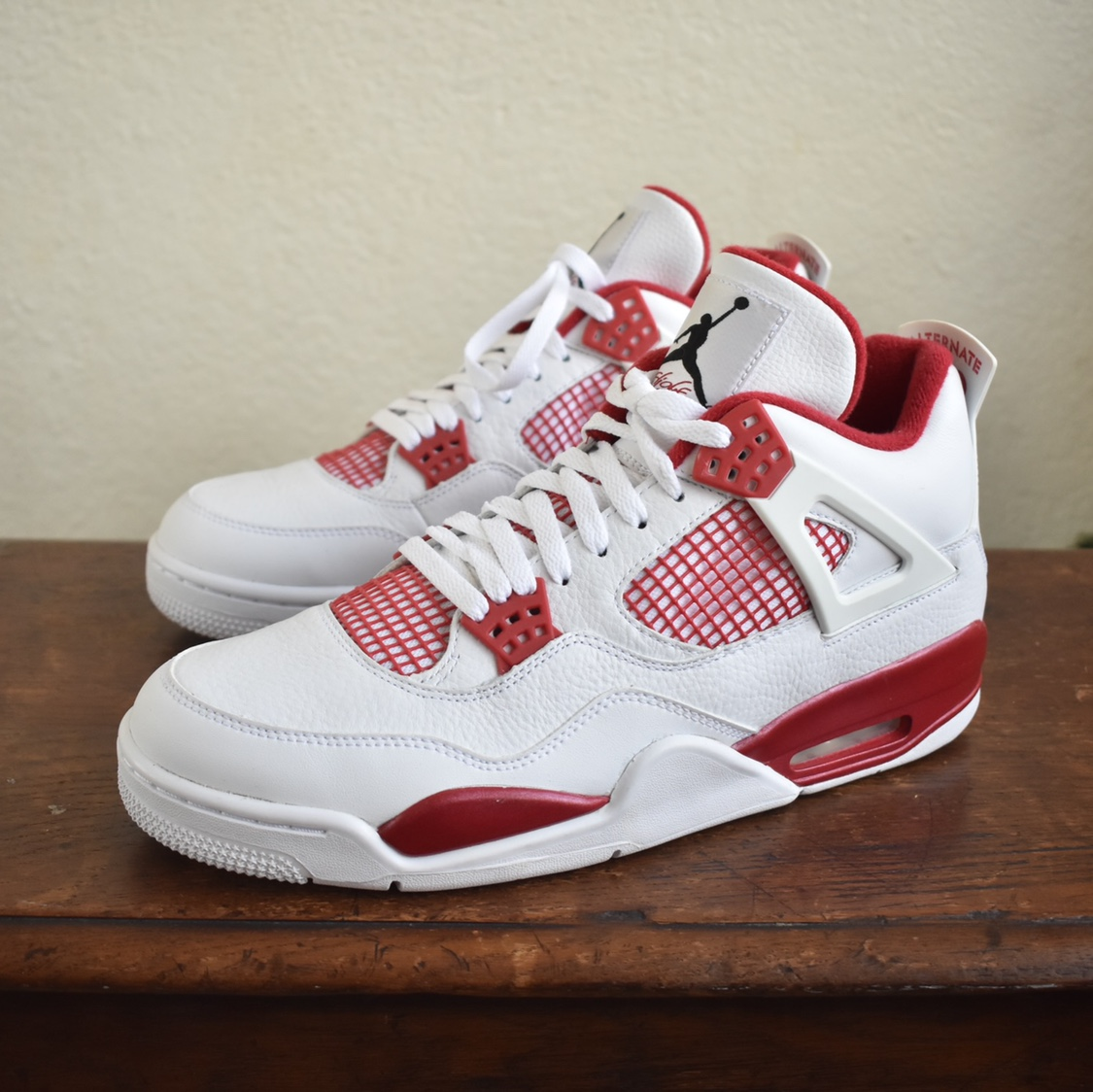 "online retailer d3497 791d4 Jordan ""Alternate"" 4s. Mens 12. DS, brand new... - Depop"