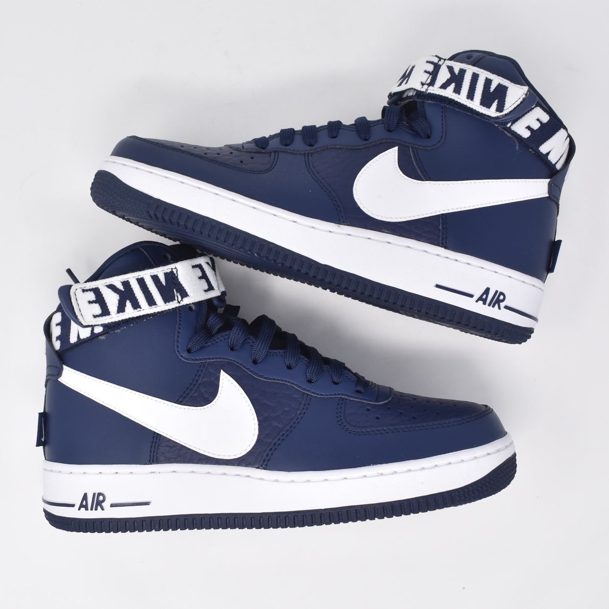 Nike Air Force 1 High Statement Game College Navy. Depop