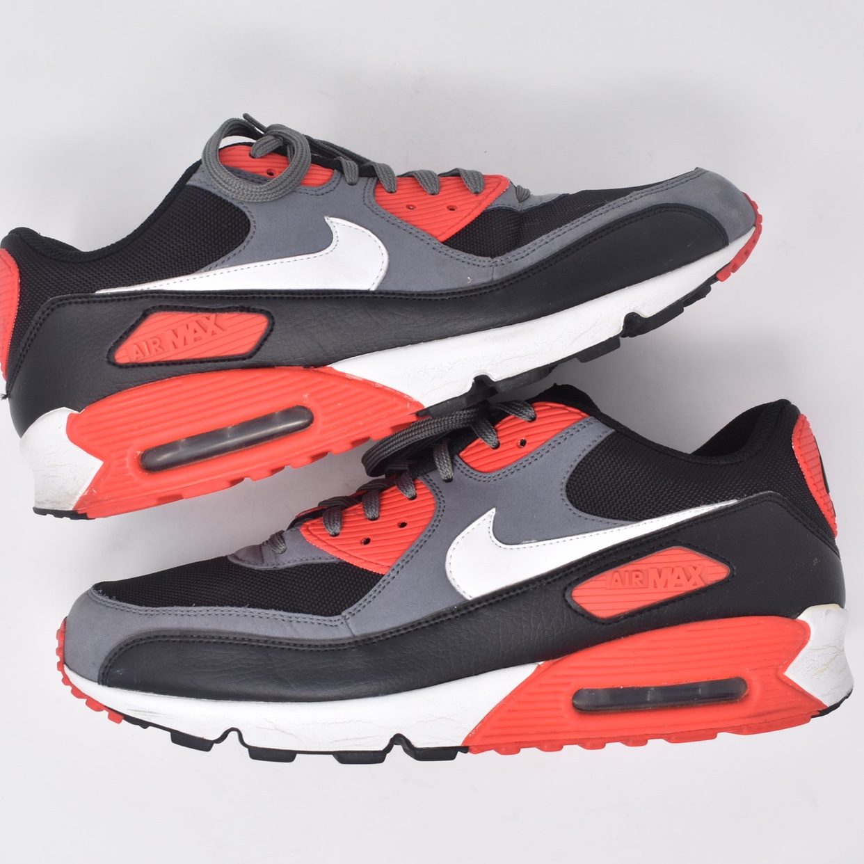 2011 Nike Air Max 90 Reverse Infrared. Size 13 mens. Depop