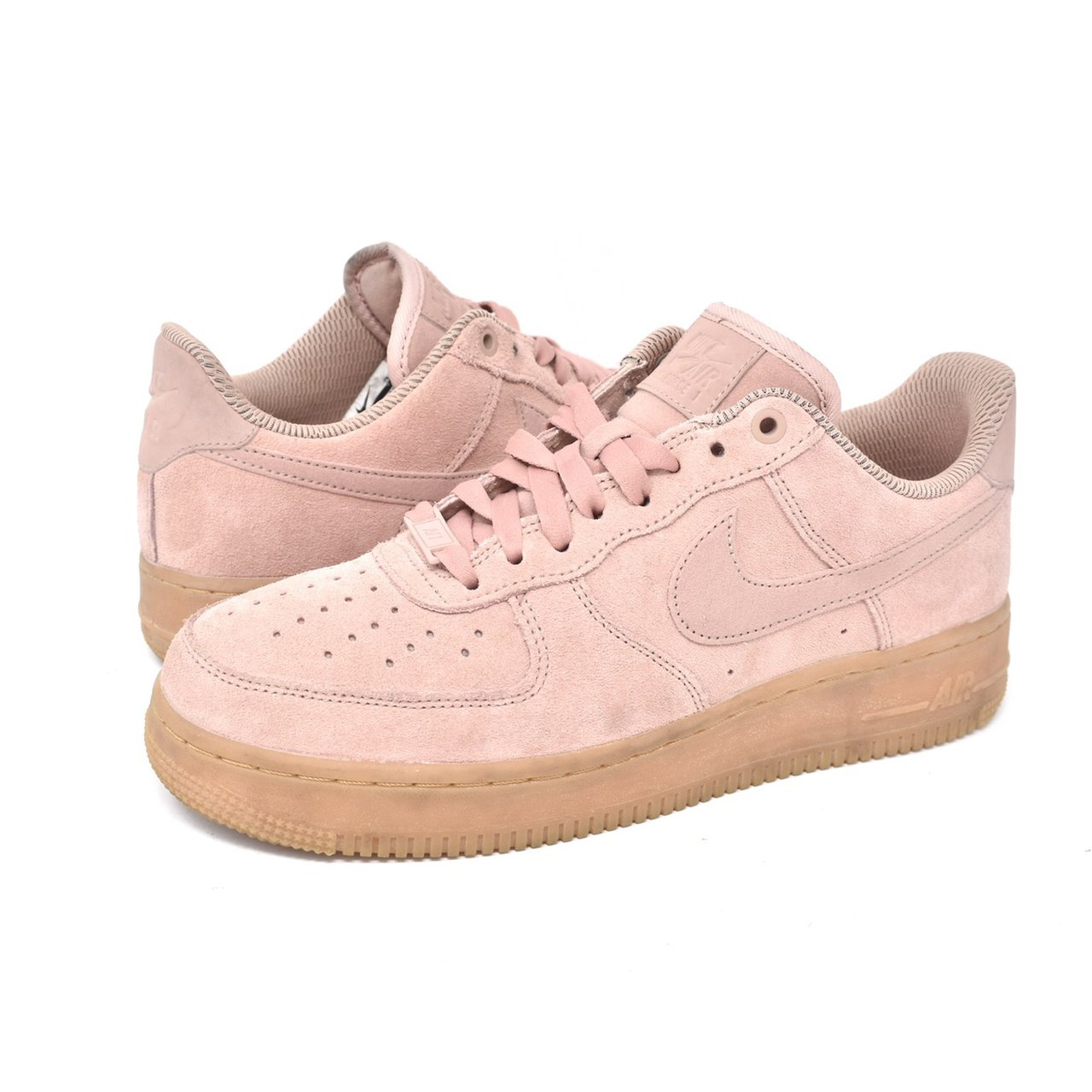 nike air force 1 low particle pink