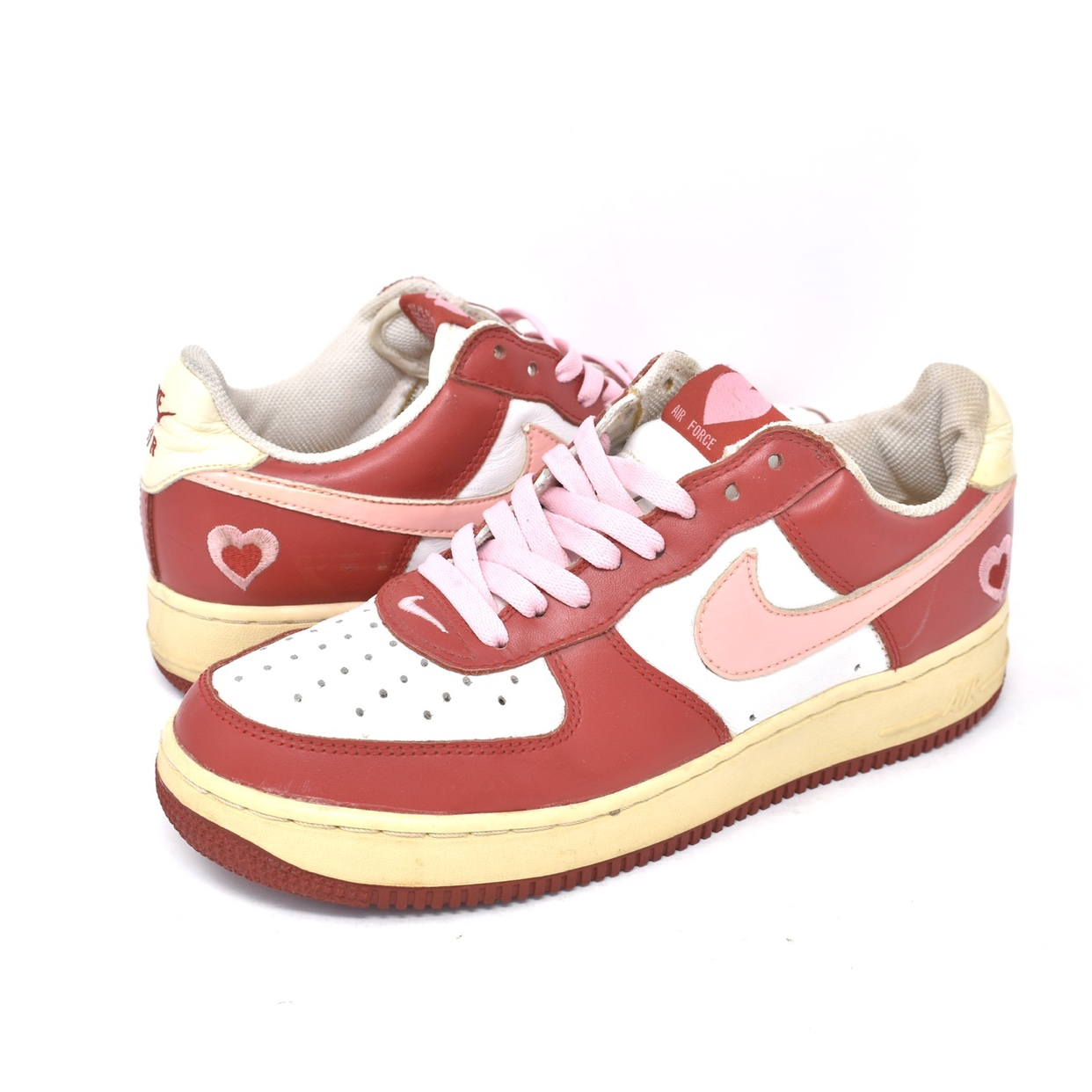 """2005 Nike Air Force 1 """"Valentines Day"""