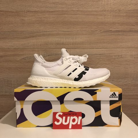 save off 2718c 6500d @supremeswitzerland. 7 days ago. Luzern, Schweiz. adidas Ultra Boost 1.0  UNDFTD White