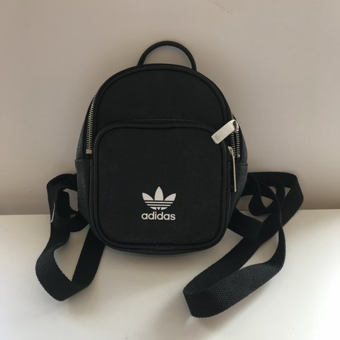 d1eef55967 Adidas mini backpack Bought from urban outfitters Perfect - Depop