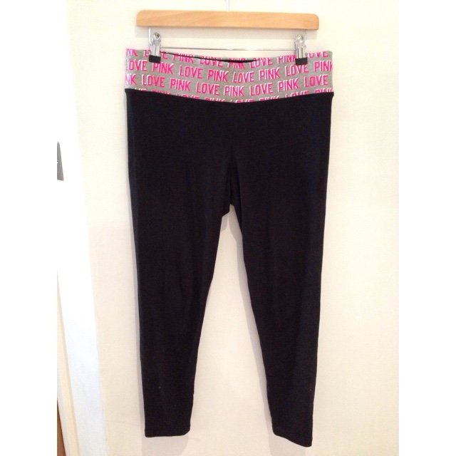 d789e12efe @amyvictoriasmith. 5 years ago. Bishopthorpe, United Kingdom. Victoria  secret 'PINK' yoga pants - size M - bought for ...