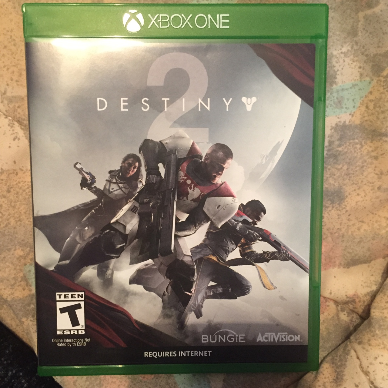 Destiney 2 Xbox One Great condition, used only a    - Depop