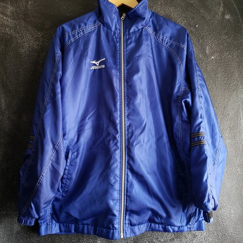 be63248976 Mizuno Jacket - Size Large  champion  kappa  nike  depop - Depop