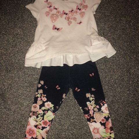 b730206133abef @ashxoxox. 7 months ago. Liverpool, United Kingdom. Ted baker girls outfit.  Top 12-18 months
