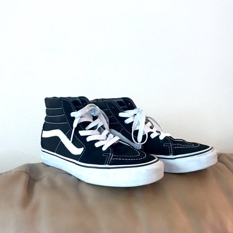 8f2d5edb39 VANS Sk8-Hi shoes MENS 5 - WOMENS 6.5 Originally bought 3 - Depop
