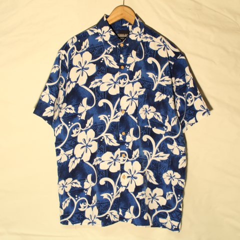 b81cbda49 @barnetreusecentre. last year. London, United Kingdom. Extreme Gear Island  Tropics 90s vintage Hawaii floral shirt ...