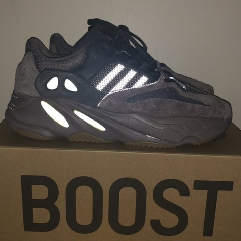 bd40f6a68 Yeezy 700 Mauve — under retail! Need gone ASAP. Hmu if your - Depop