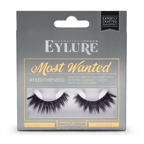 347b34ed62c @sammiechan. 7 months ago. Manchester, United Kingdom. Eylure Most Wanted # feedtheneed false lashes RRP £11.95. Brand new ...