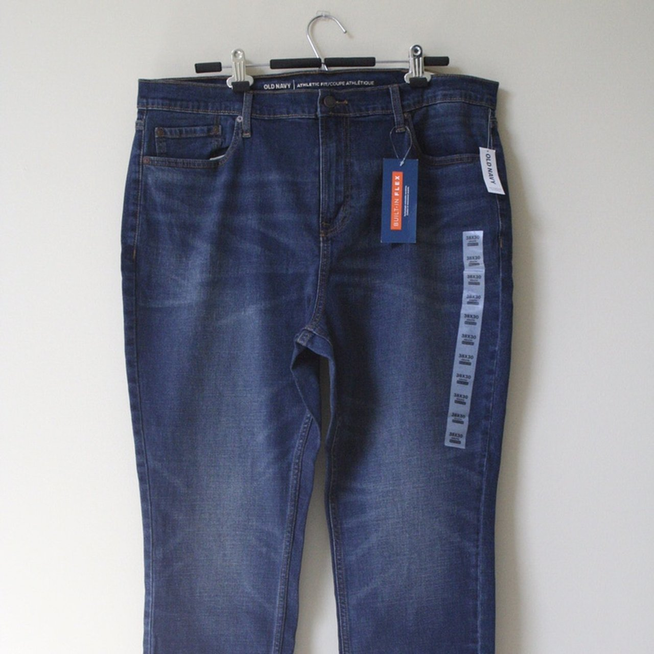 025e183b4 Old Navy Built-In Flex jeans brand new with tags. Inseam: - Depop
