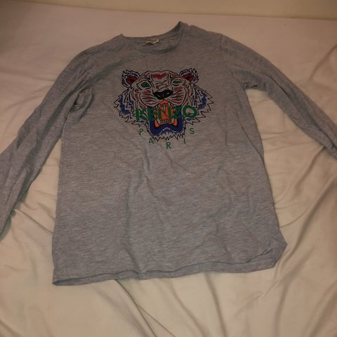 c23543d7 @charlie_edmundson01. 6 months ago. Dartford, United Kingdom. Real kenzo  long sleeve tshirt ...