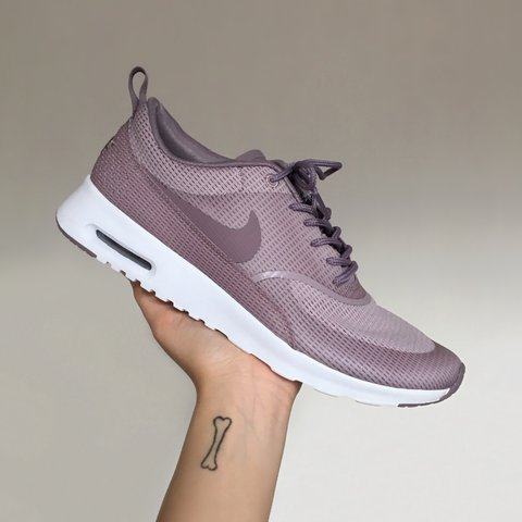 finest selection fcb68 00032  ladybones. 2 years ago. Cardiff, Cardiff, UK. Nike Air Max Thea   Plum Fog Purple  Smoke   White ...