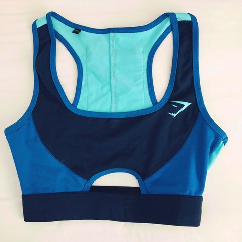 9489a0792b gymshark prism sports bra SOLD OUT ONLINE size XS - selling - Depop