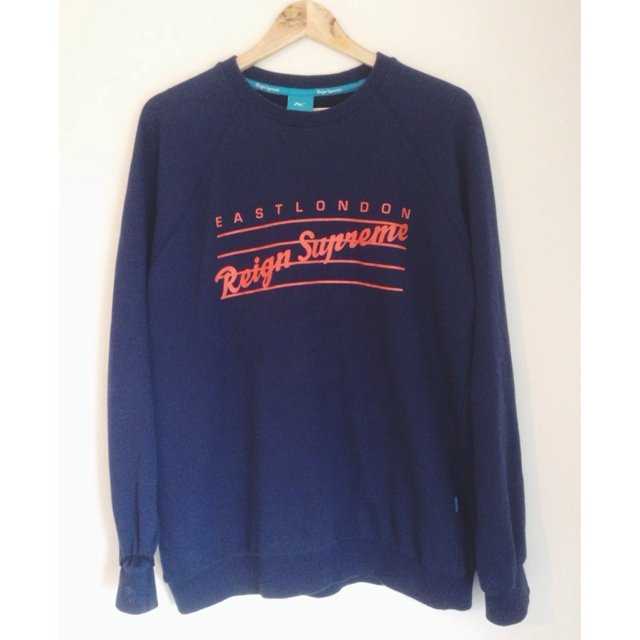 c37d9b4d639 King Apparel  Reign Supreme  Sweatshirt    Deadstock and to - Depop