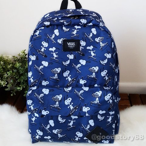 Vans x Peanuts Old Skool Backpack Vans That s right