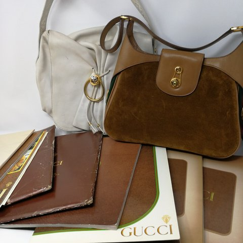 52a025820 ISO Vintage Gucci Catalogs. Im looking to buy vintage Gucci - Depop