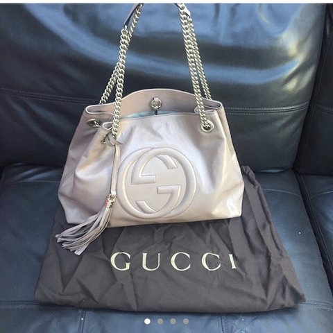 b029f889836 @fatzipoo. 27 days ago. Carshalton, United Kingdom. Authentic Gucci handbag  for sale.