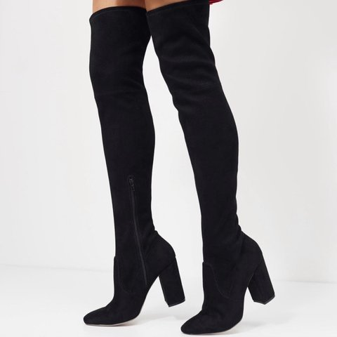 44b6ca53a96 ALDO Meade Over the knee boots Mint condition  used only - Depop