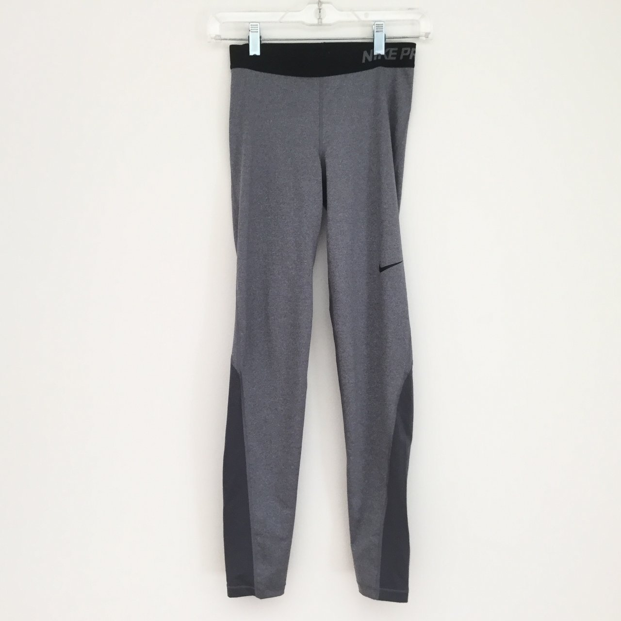 Worn Leggings From Nike ✨never Pro Grey zHqROx6H