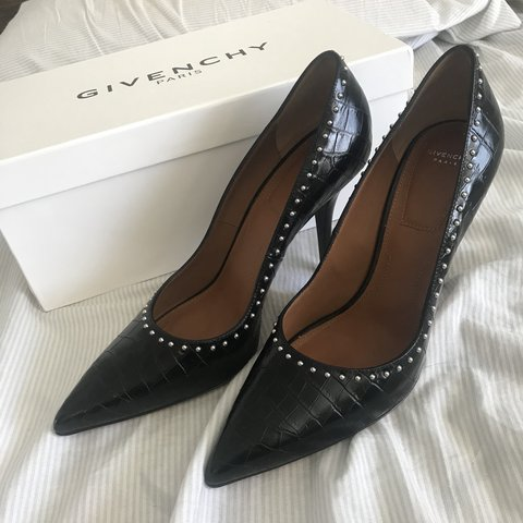 6bb6851b541 Givenchy Studded Heels Comes with Box