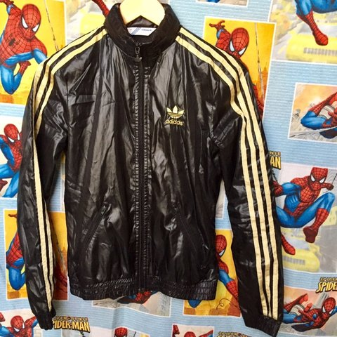 58fead0c132 @summerpink9. 6 months ago. Duluth, United States. Women's 90s Black Gold  Tracksuit by ADIDAS