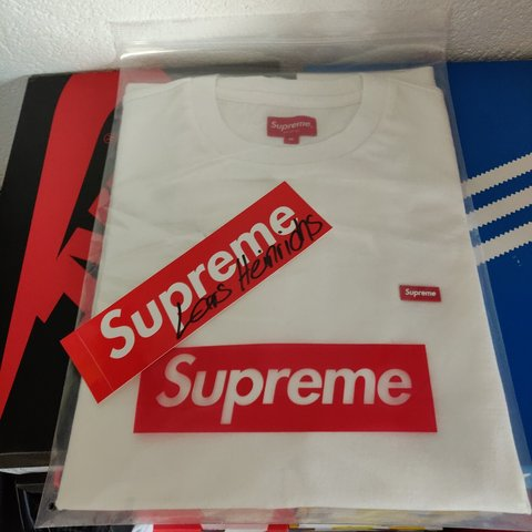 a0d80eff6a84 @sate. 6 days ago. Basel, Basel City, CH. 🚫NO TRADES🚫 Supreme SS19 Small  Box Tee T-Shirt