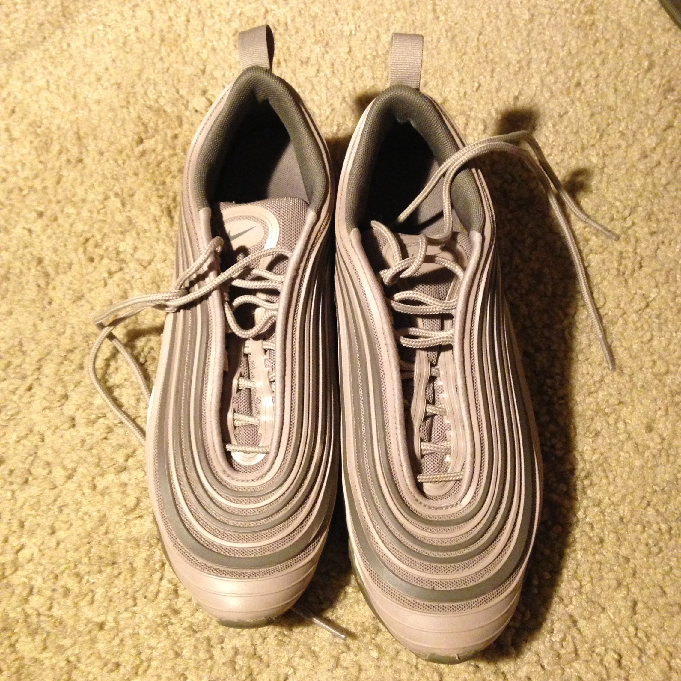 Nike Air Max 97, I call these the