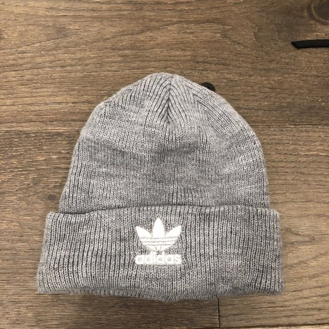 19ef733e3b6 Adidas beanie never been worn still has tags!! Originally im - Depop
