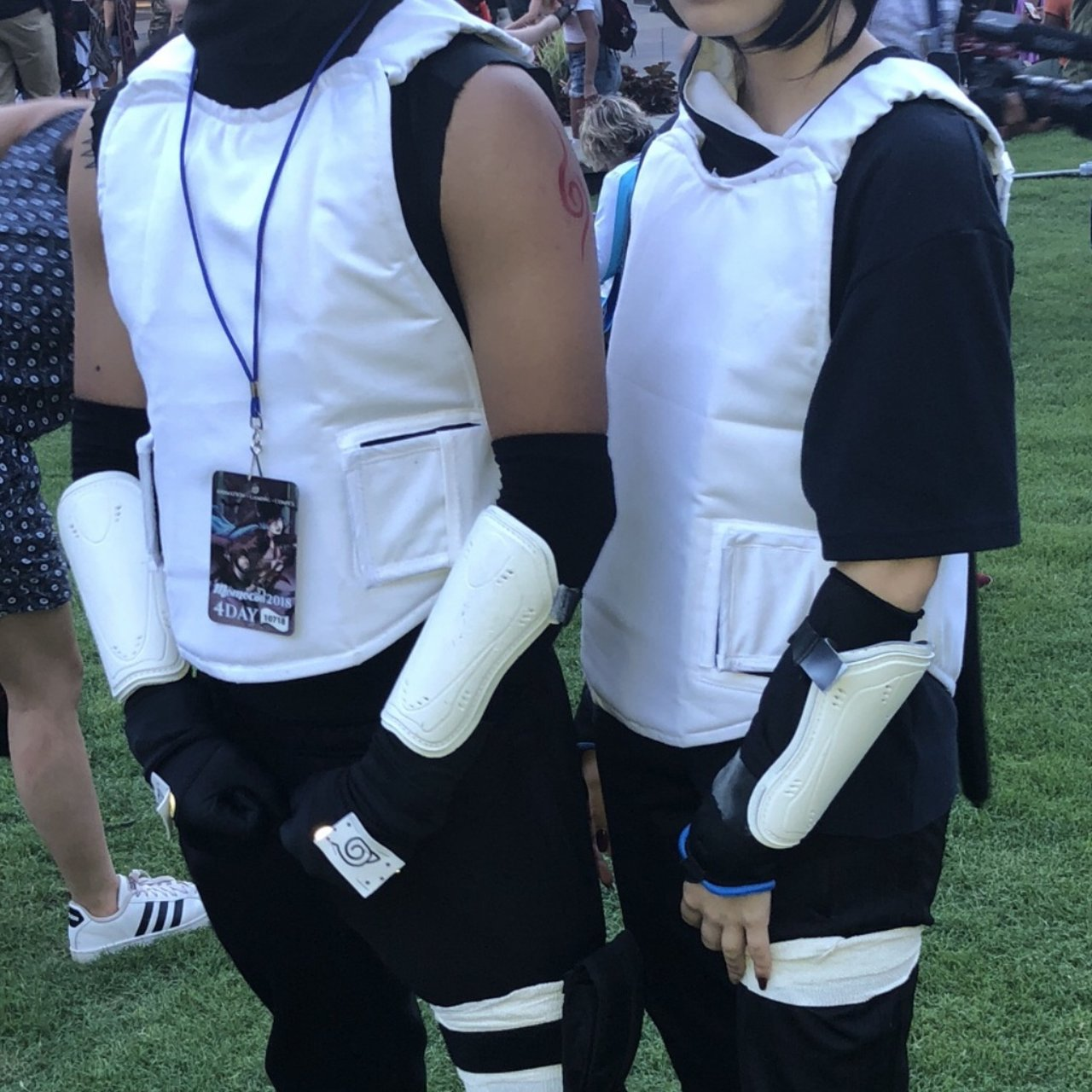 Selling My Anbu Itachi Cosplay It Ll Come With The Depop