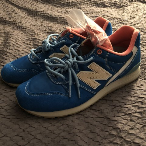 876acb8aca4cd5 New Balance 996 sneakers. Deadstock never worn come with 8 - Depop