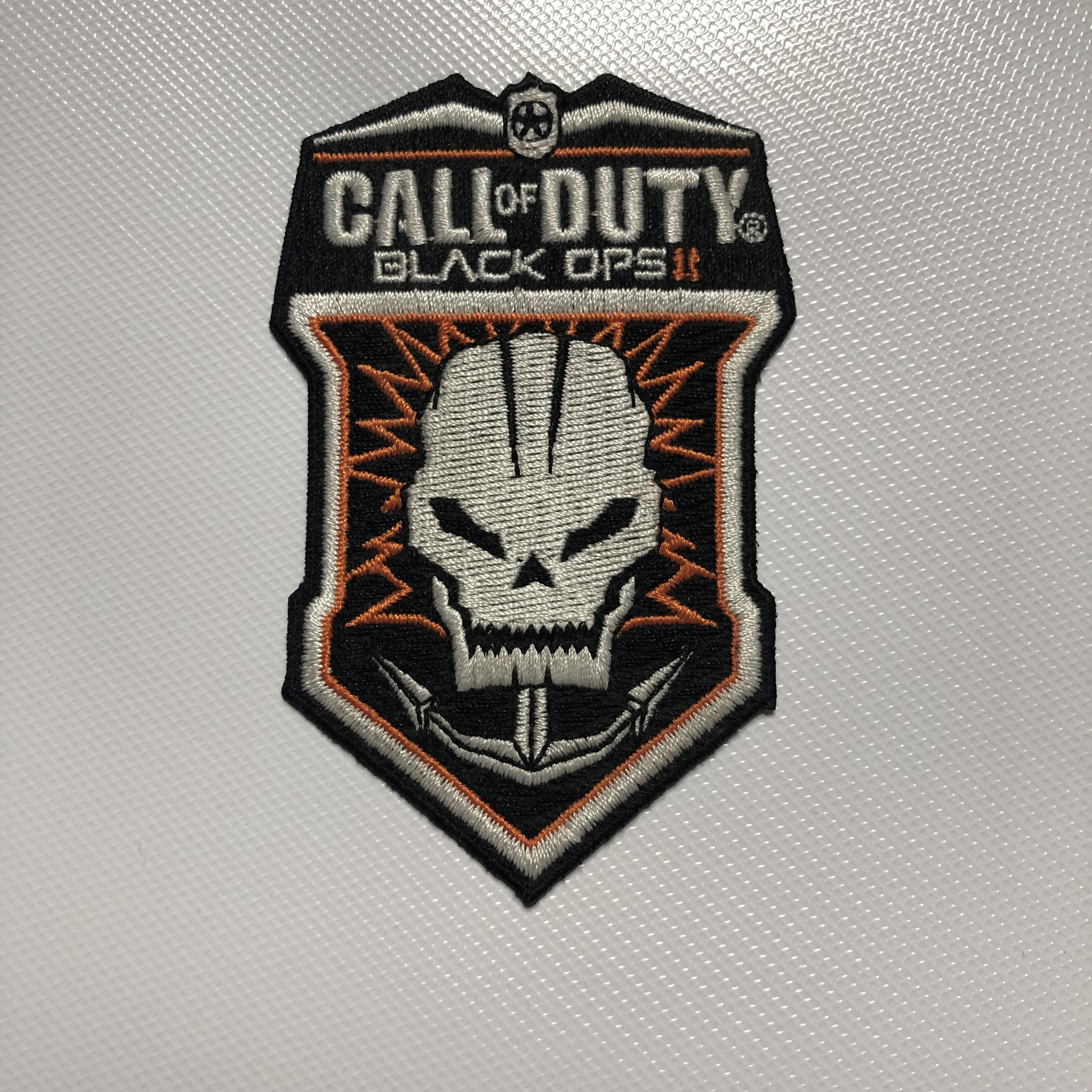 Call Of Duty Black Ops 2 Commemorative Patch Brand Depop