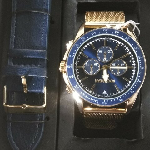 Brand New Rocawear Watch One Of The Top Of The Line Watches Depop