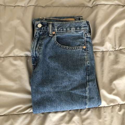 45022d82631 @noramcgovern. 2 months ago. Bloomington, United States. • levi's men's  light wash 505 regular fit jeans ...