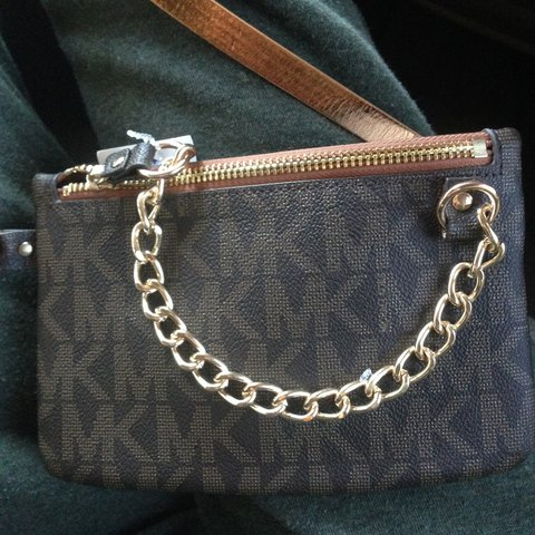 e71a128f6bc7 ... sale michael kors belt cross body size xl brand new retail 75 depop  5db87 bb9b3
