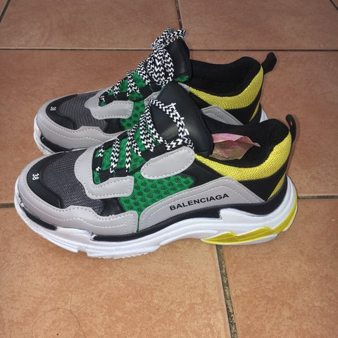 Balenciaga triple s rosa Exclusive Sneakers Trendy Shoes