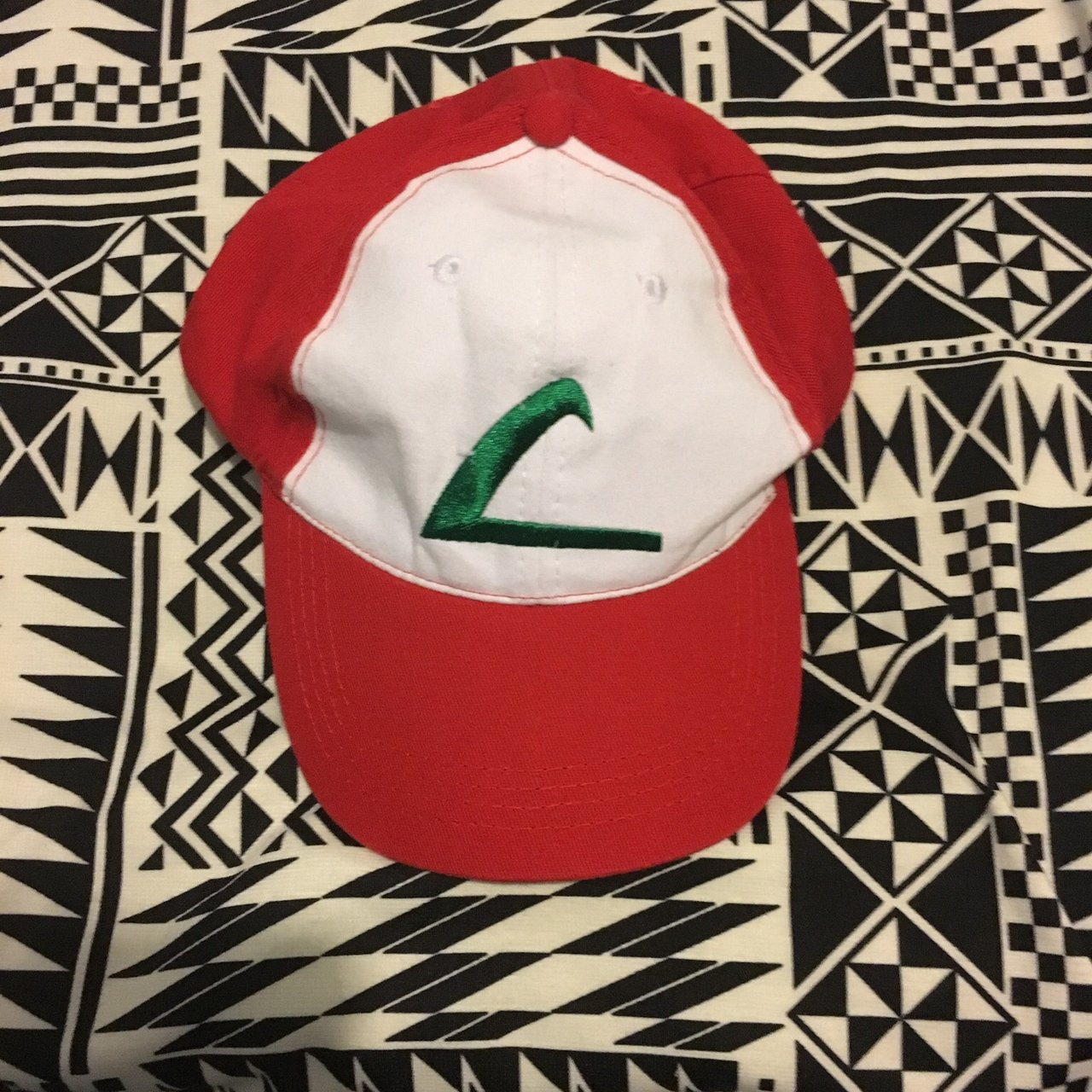Ash Ketchum baseball hat    great condition    perfect for - Depop 799273df071