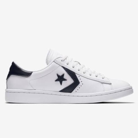 Converse one star pro leather Worn