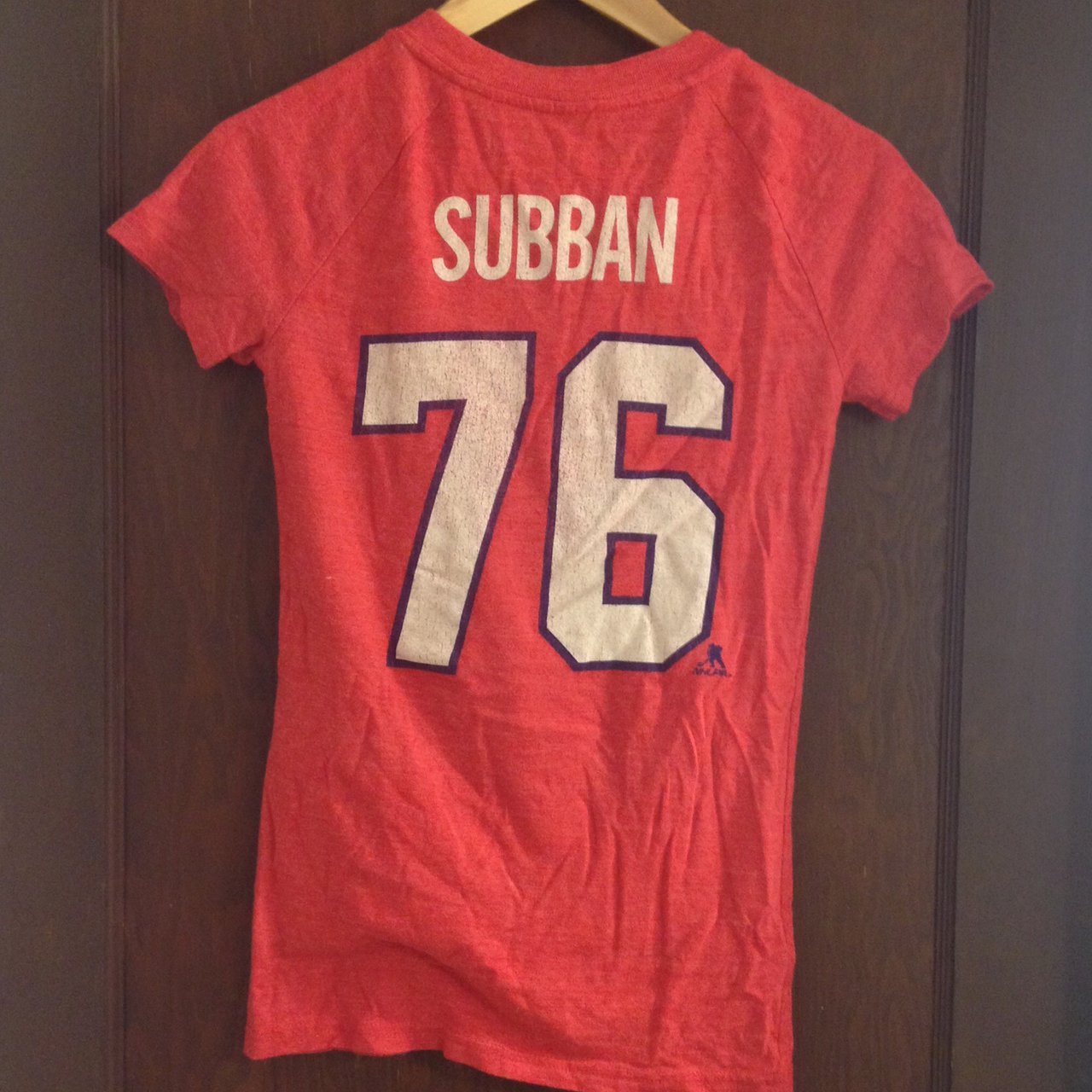 plantgoth. in 5 hours. United States. NHL CCM Montreal Canadiens hockey PK  Subban women s ... ab8692344