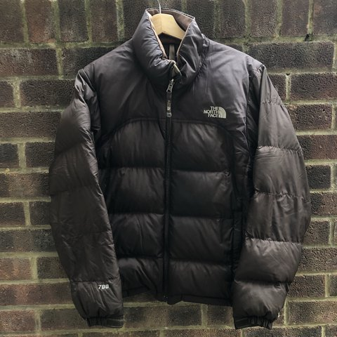 41a1b51c0250 👕❗ All Brown North Face Duck Down Nuptse 700 Puffer Coat • - Depop