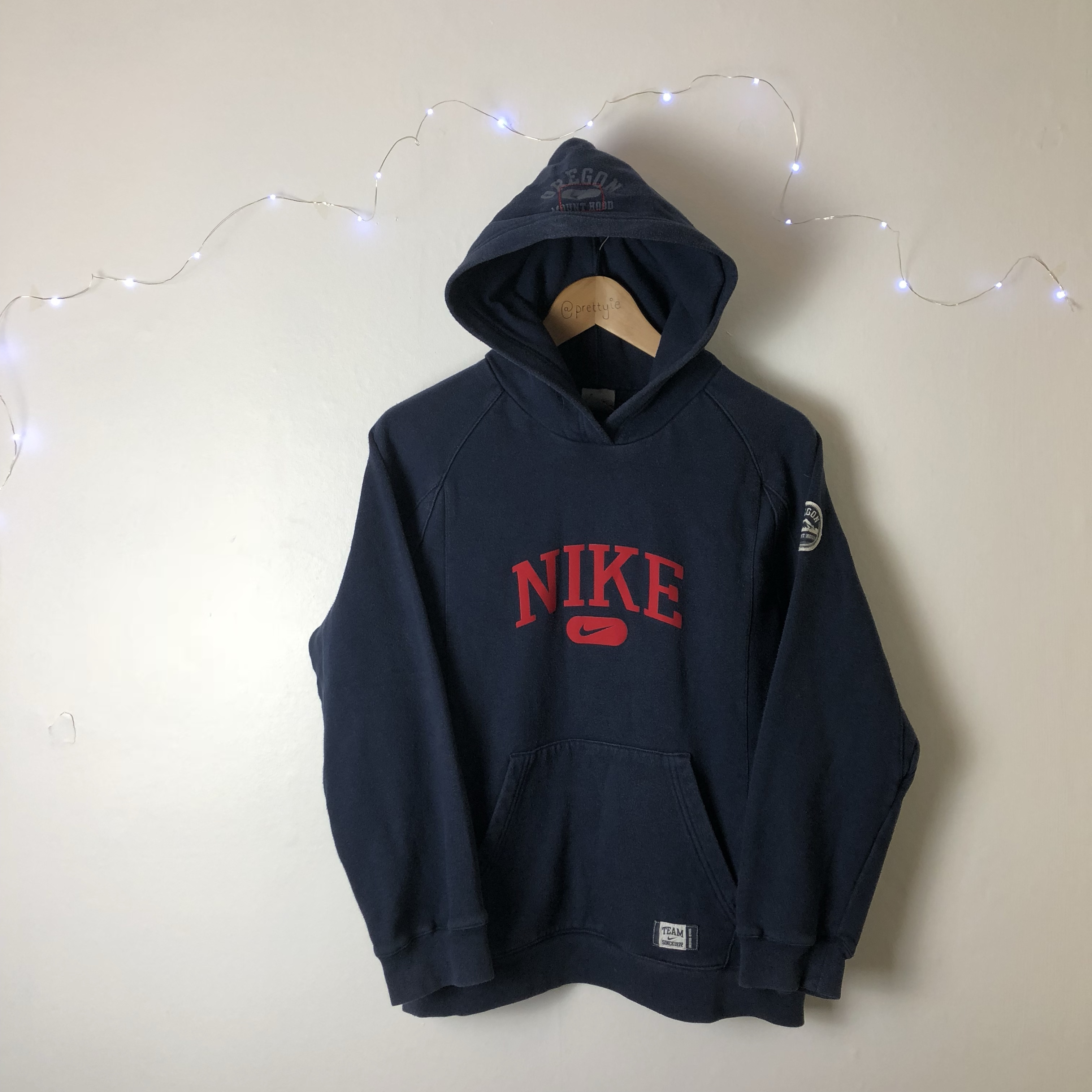 Nike Air hoodie XS S Nike air on the top of the Depop