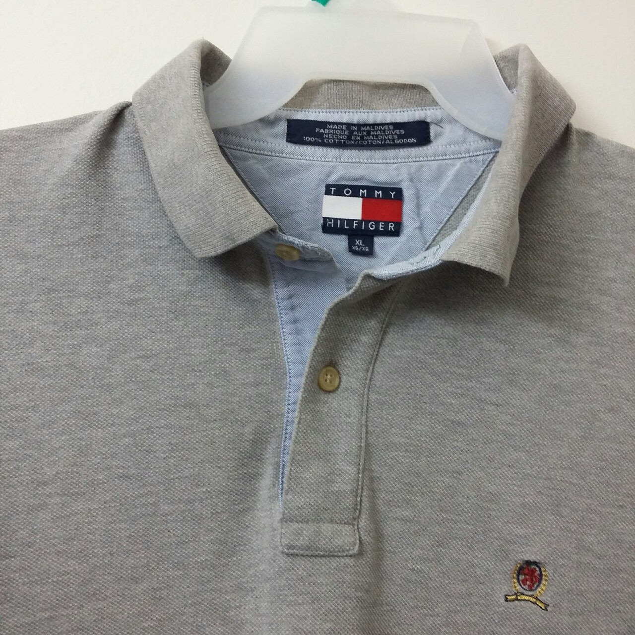 e4f29eb06 @jmiller6789. last year. Raleigh, Wake County, United States. Tommy  Hilfiger Vintage Polo Shirt