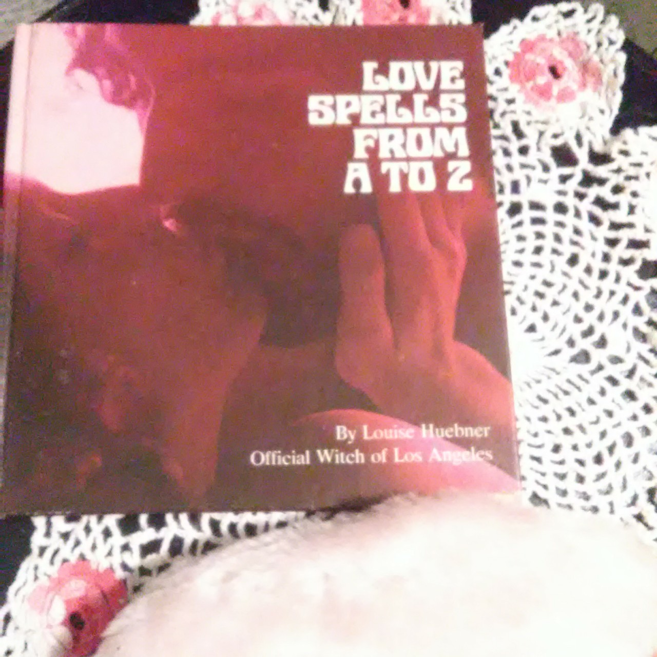 Love Spells From A-Z, by Louise Huebner the official    - Depop