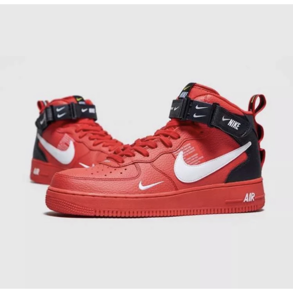 best service d61ad 372fe Nike Air Force 1 '07 LV8 Utility' Mid SOLD OUT... - Depop