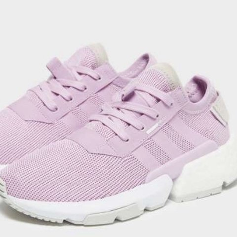 size 40 bfeab c4ac9  emily d5. 6 months ago. Wrexham, United Kingdom. Adidas originals lilac pod  s3.1 trainers.