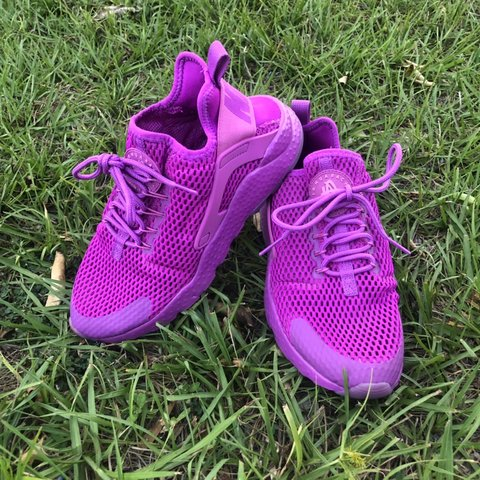new concept 9eea0 c8d66  doyou catchmythrift. 10 days ago. Davenport, United States. Brand  Nike  Air Huarache Run Ultra Breathe Shoes Hyper Violet