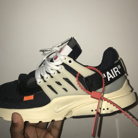 factory authentic 656c2 805ab  jermynchanna. last year. Birmingham, United Kingdom. Nike X Off-White Air  Presto