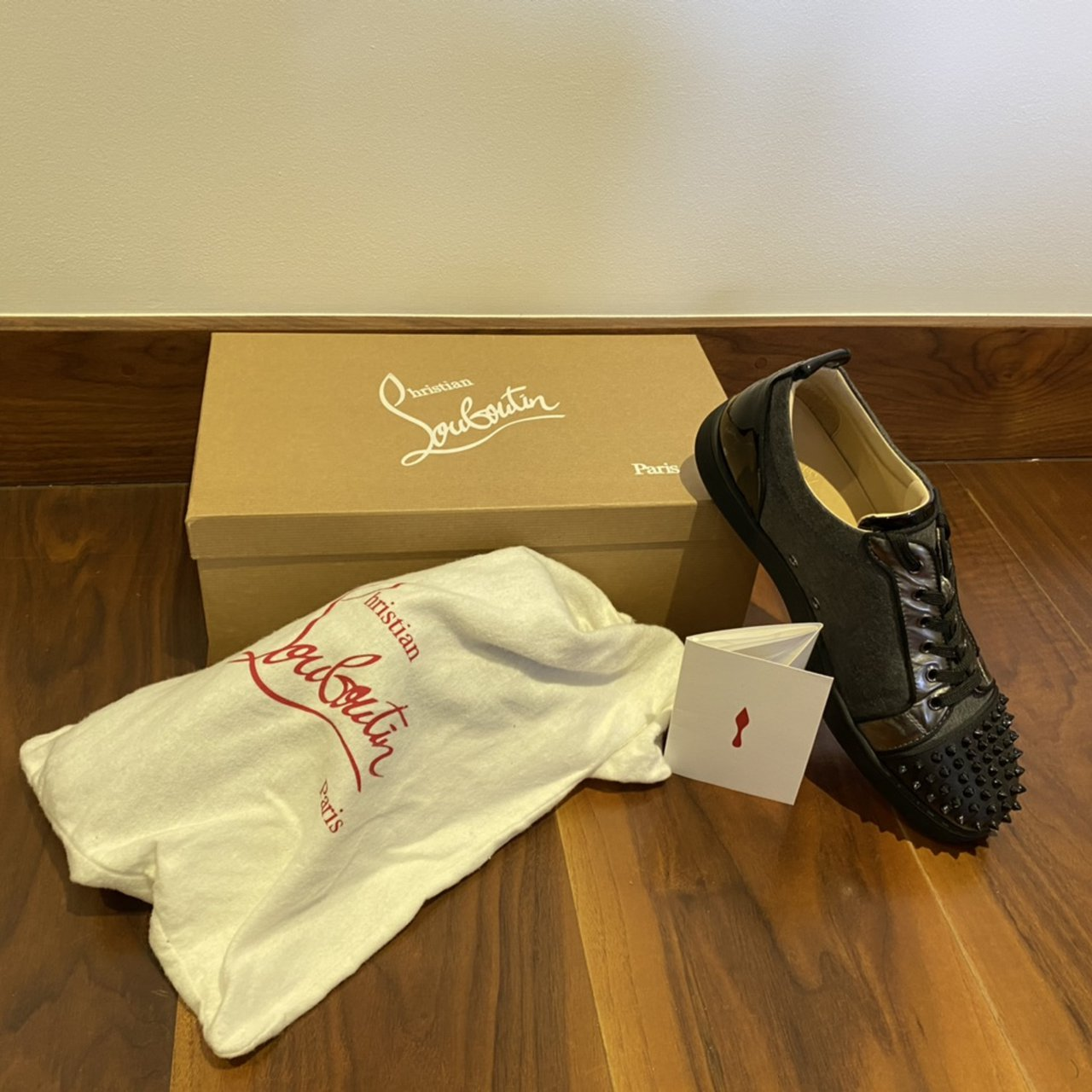 *USED* Discontinued Christian Louboutin